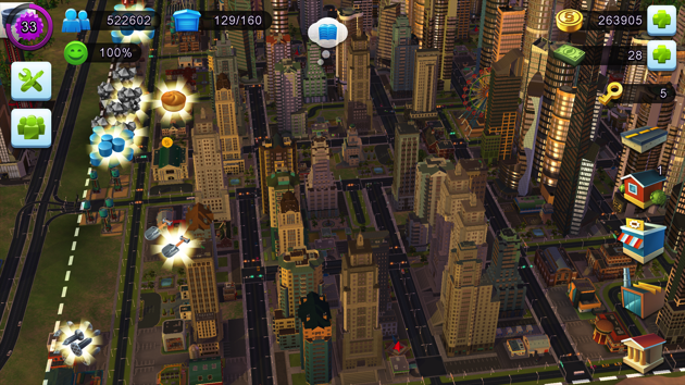 simcity iPhone 攻略
